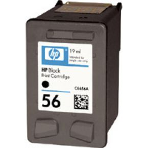 Inkcartridge HP C6656AE nr.56 zwart