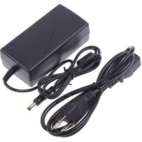 Haiqoe Power adapter LCD,speakers,router,externe Hdd. 5.0A 12.0V B-plug