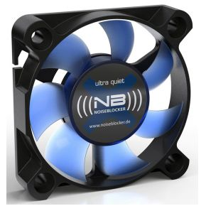 Image of Noiseblocker Casefan BlackSilent XS-1 50mm
