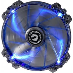 Image of BitFenix Casefan Spectre PRO 200mm Black Blue LED