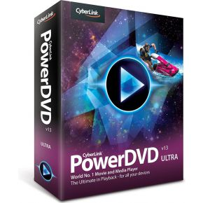 Image of Cyberlink PowerDVD 13 Ultra