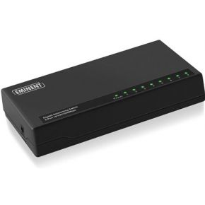 Image of 10/100/1000 Mbps Netw Switch 8 Ports