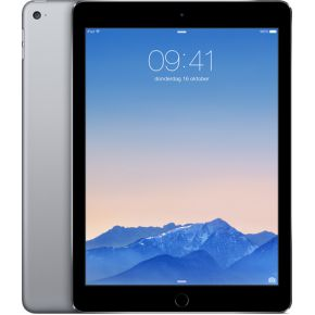 iPad Air 2 Wi-Fi 128GB Space Gray MGTX2FDA