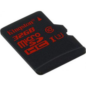 Kingston Technology microSDHC-SDXC UHS-I U3 32GB