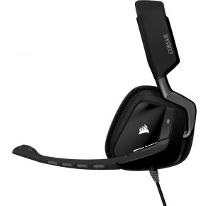 Corsair Gaming VOID USB Carbon Dolby 7.1 Gaming Headset Black 16.8 million colors RGB Lighting CUE C