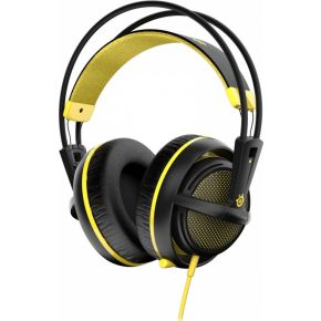 Steelseries SteelSeries, Siberia 200 Headset (Proton Yellow) (PC-PS3-PS4-Xb (51138)