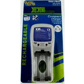Image of Battery Charger 2 or 4 AAA/AA included 2x AAA